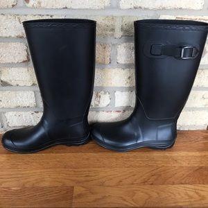 Kamik Olivia Black Rain Boots